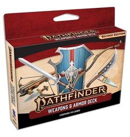 Paizo Pathfinder 2E - Weapon & Armor Deck