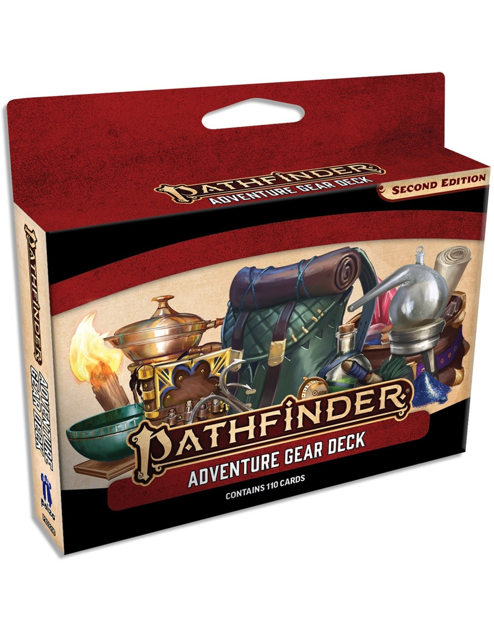 Paizo Pathfinder 2E - Adventure Gear Deck