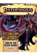 Paizo Pathfinder 2E: Extinction Curse - Lord of the Black Sands