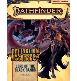 Paizo Pathfinder 2E: Extinction Curse - Lord of the Black Sands