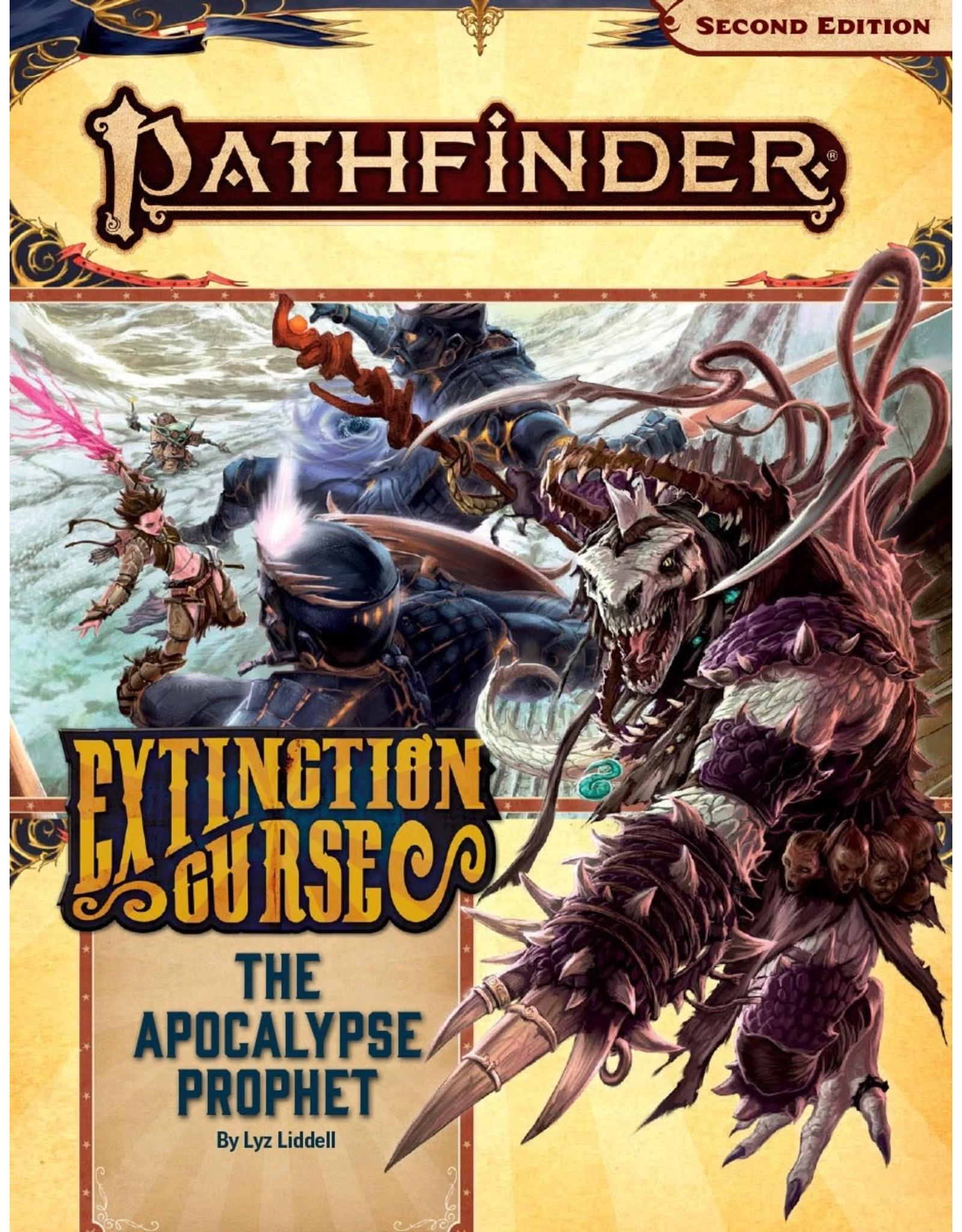 Paizo Pathfinder 2E: Extinction Curse - Apocalypse Prophet