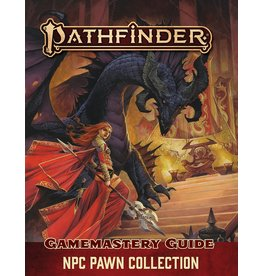 Paizo Pathfinder 2E - Gamemastery NPC Pawn