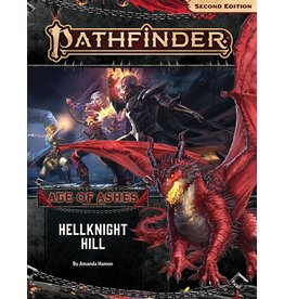 Paizo Pathfinder 2E: Age of Ashes- Hellknight Hill