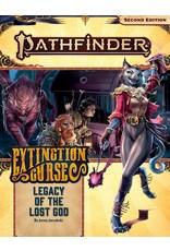 Paizo Pathfinder 2E: Extinction Curse- Legacy of the Lost God