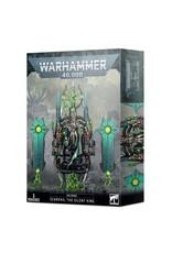 Warhammer 40K WH40K Necron Szarekh, The Silent King
