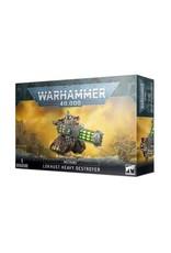 Games Workshop WH40K Necron Lokhust Heavy Destroyer