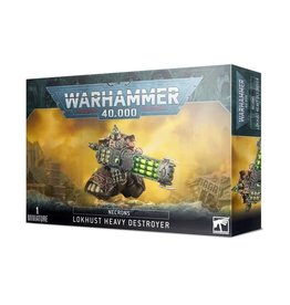 Games Workshop WH40K Necron Lokhust Heavy Destroyer