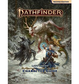 Paizo Pathfinder 2E - Lost Omen's Character Guide