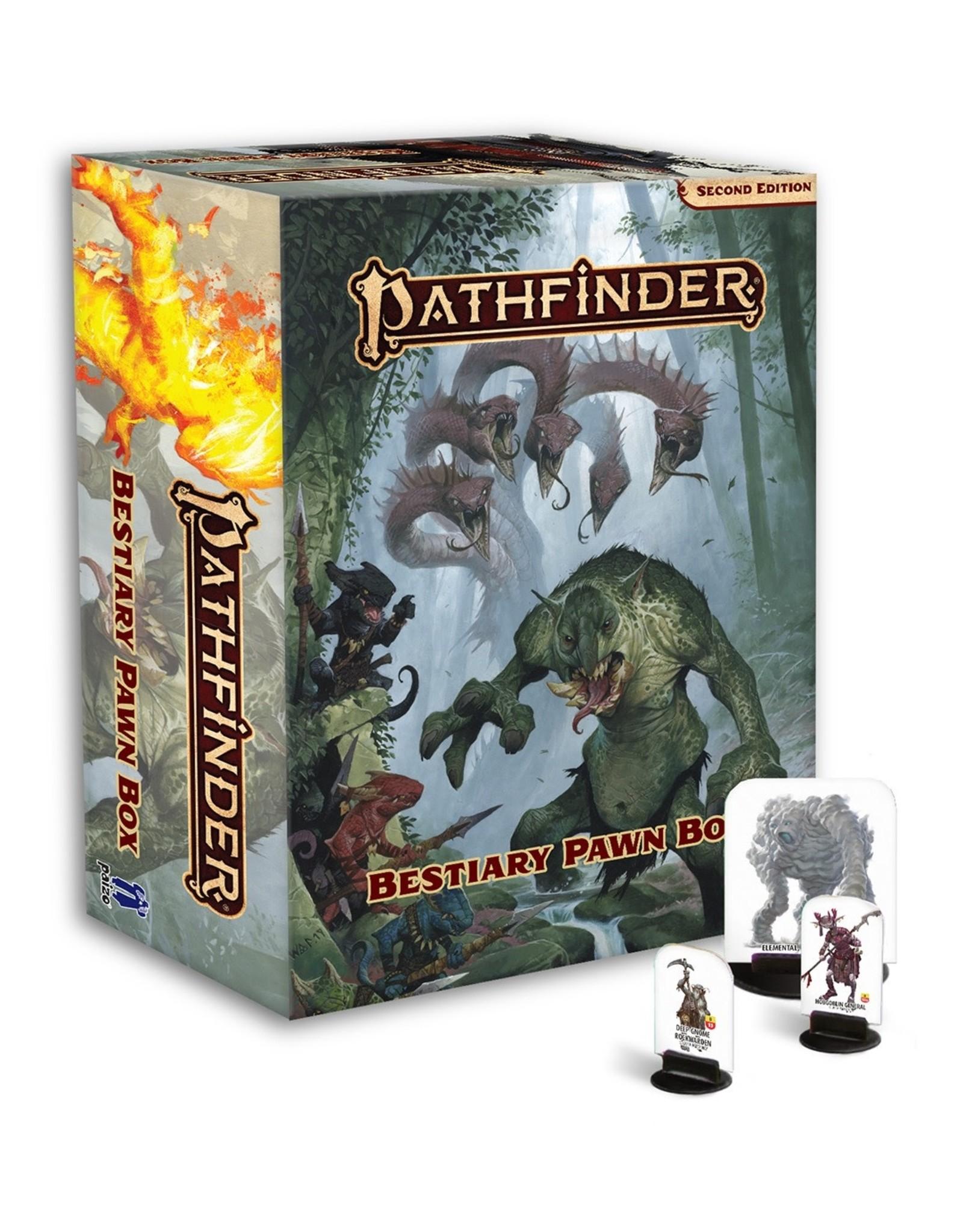 Paizo Pathfinder 2E - Bestiary Pawn Box