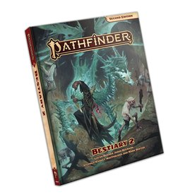 Paizo Pathfinder 2E - Bestiary 2 (HC)