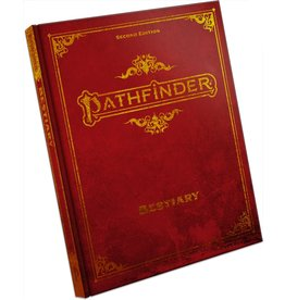 Paizo Pathfinder 2E - Bestiary 2 (HC) Special Edition