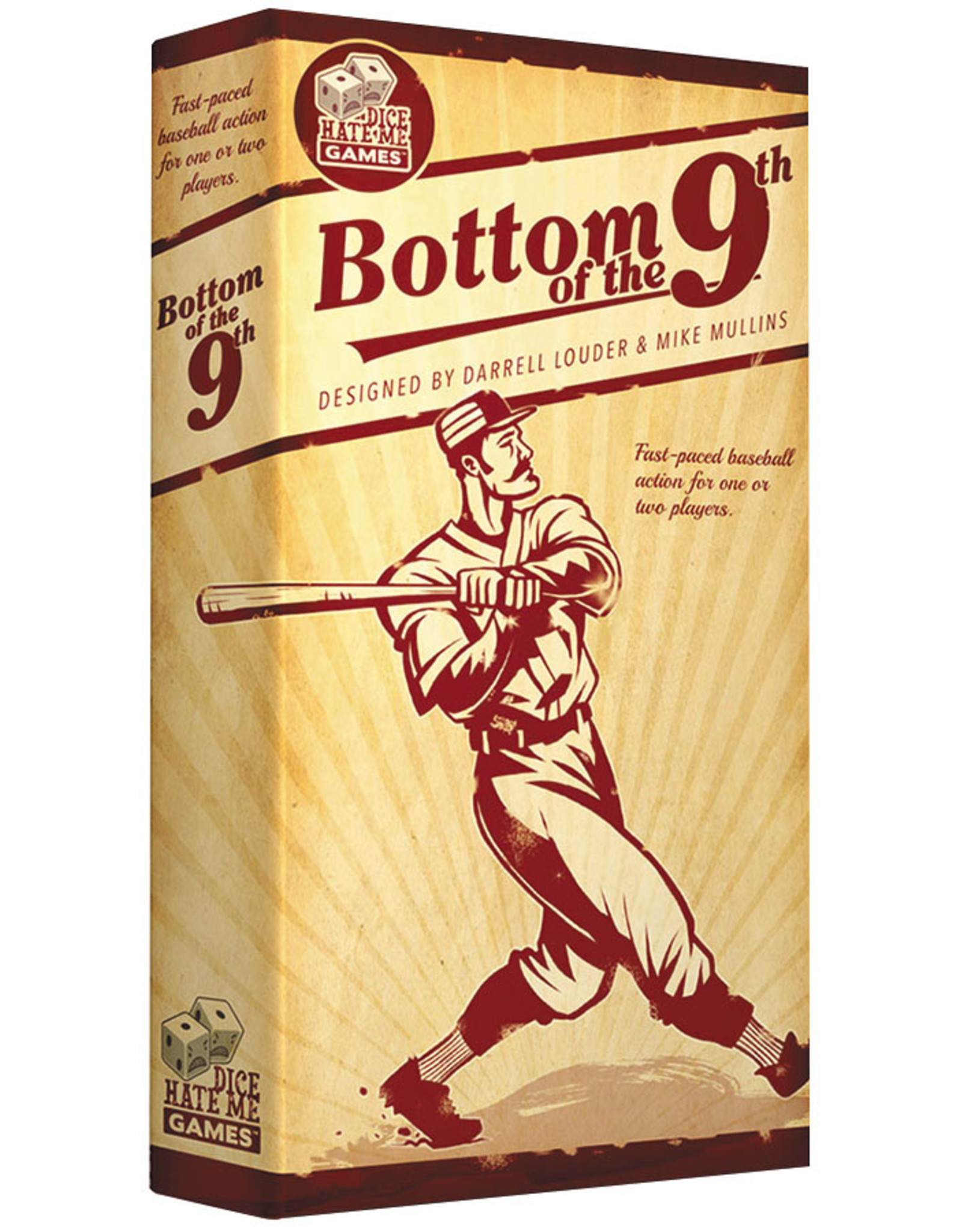 Dice Hate Me Games Bottom of the Ninth