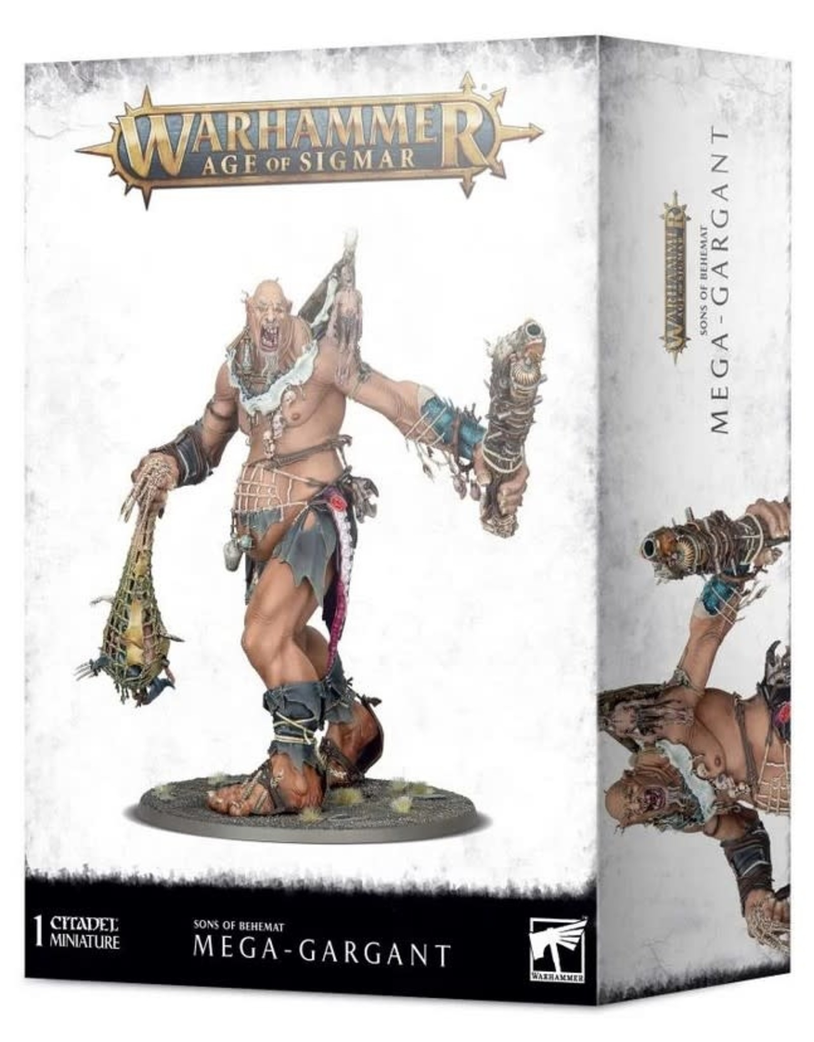 Warhammer AoS WHAoS Sons of Behemat Mega-Gargant