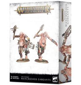 Warhammer AoS WHAoS Sons of Behemat Mancrusher Gargants