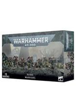 Games Workshop WH40K Necrons Warriors