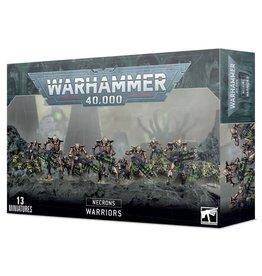 Games Workshop WH40K Necrons Warriors