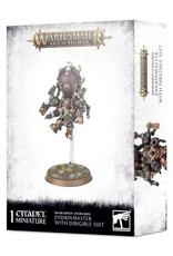 Warhammer AoS WHAoS Endrinmaster w/ Dirigible Suit