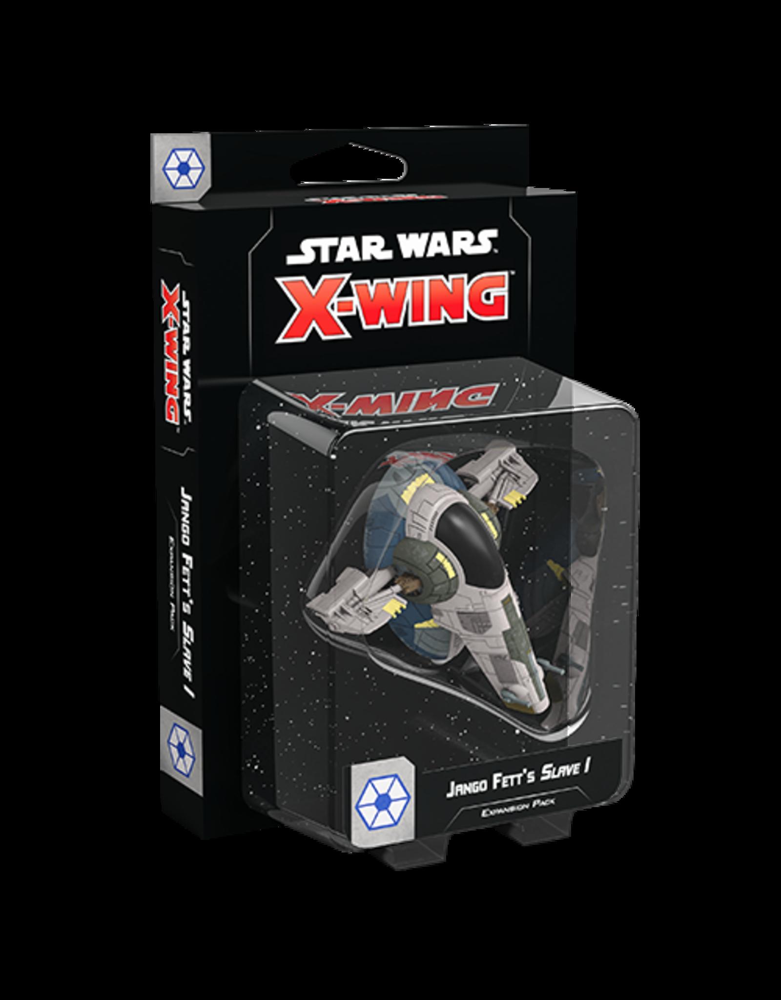 Fantasy Flight Games Star Wars X-wing 2E: Jango Fett's Slave I