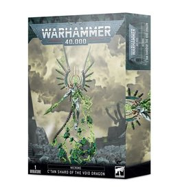 Games Workshop WH40K Necron C'Tan Shard of the Void Dragon