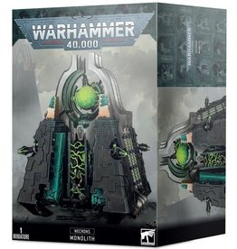 Games Workshop Wh40k Necron Monolith