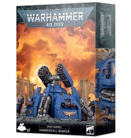 Warhammer 40K WH40K: Space Marine Hammerfall Bunker