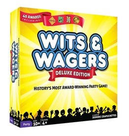North Star Games Wits and Wagers: Deluxe