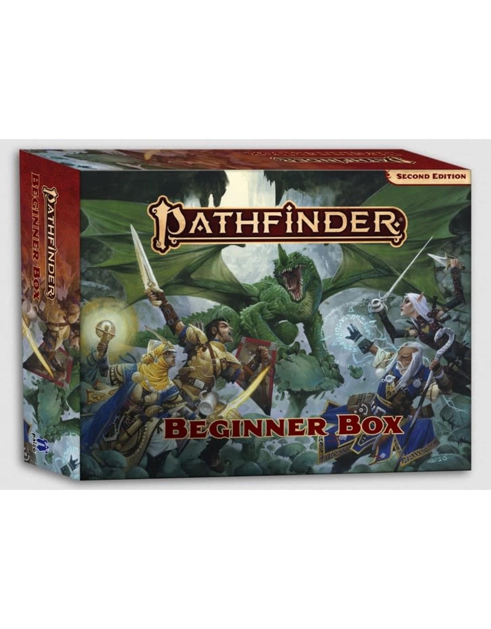 Paizo Pathfinder 2E Beginner Box