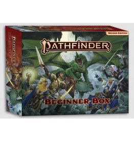 Paizo Pathfinder 2E Beginner Box