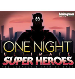 beziergames One Night Ultimate Super Heroes