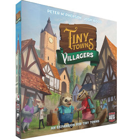 Alderac Entertainment Group Tiny Towns - Villagers