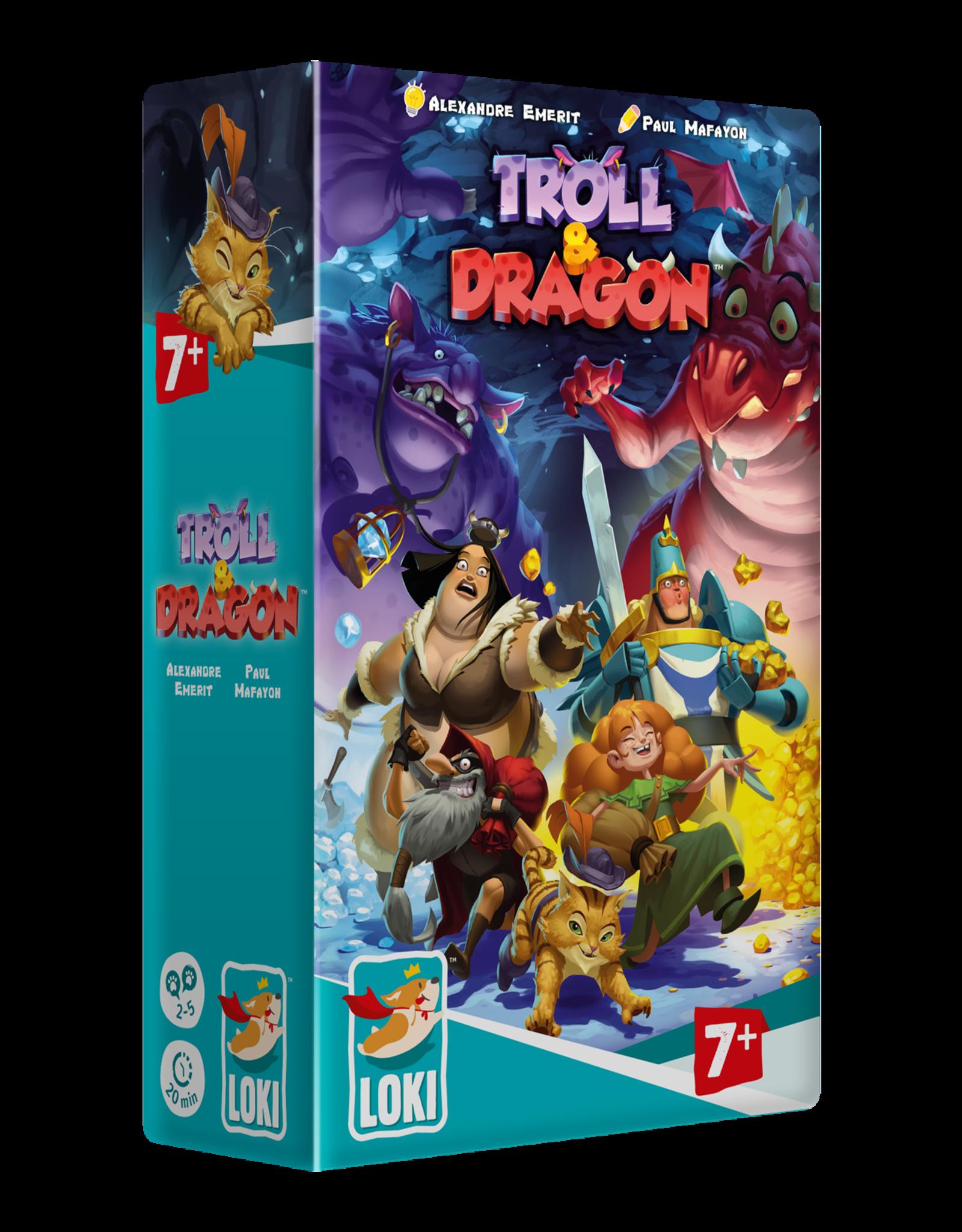 LOKI Troll and Dragon