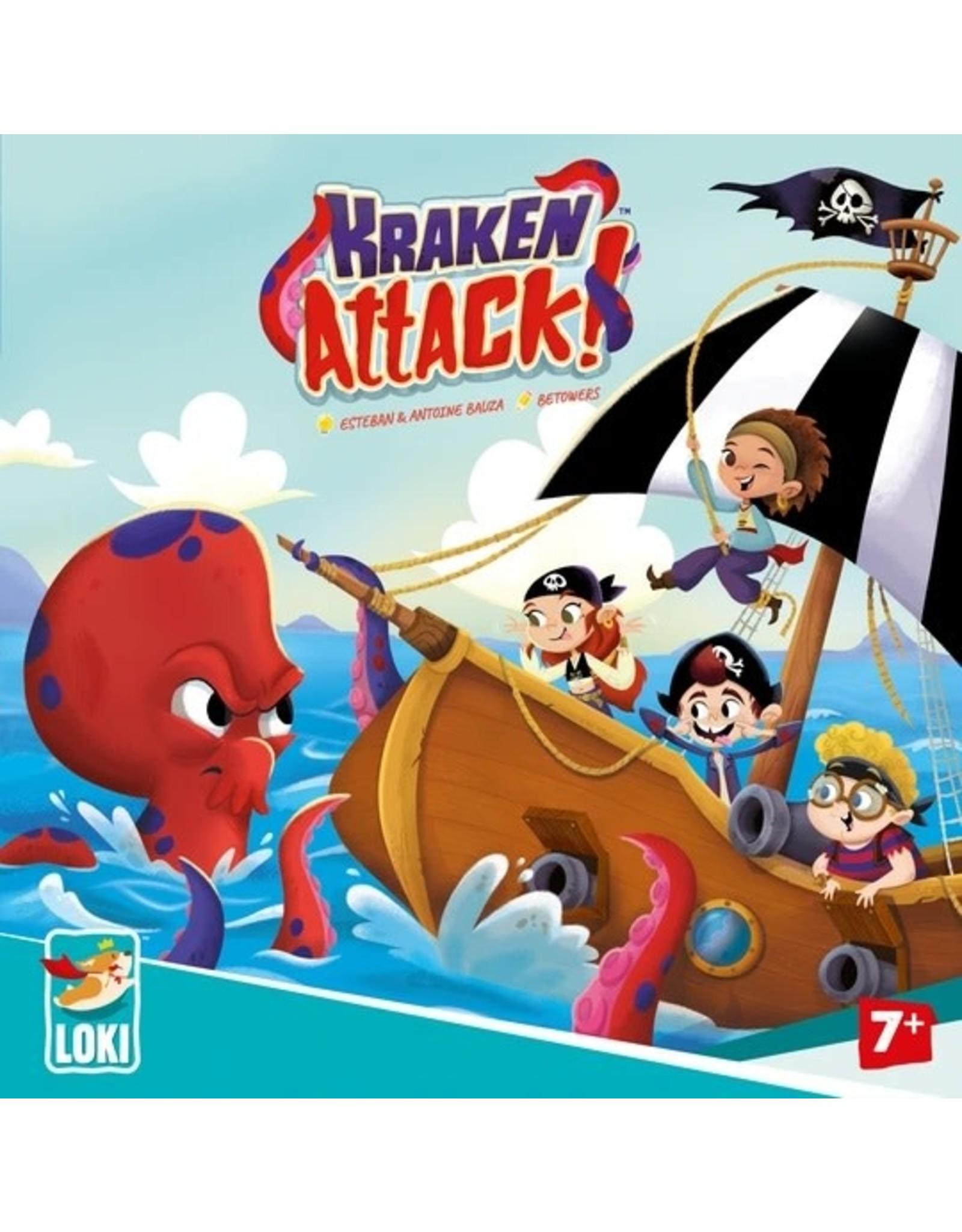 LOKI Kraken Attack