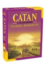 Catan Studio Catan: Traders & Barbarians 5-6 Player Extension
