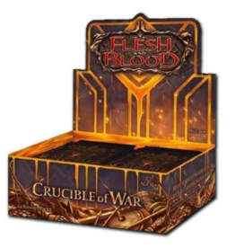 Legend Story Studios Flesh and Blood: Crucible of War Booster Box (Alpha)