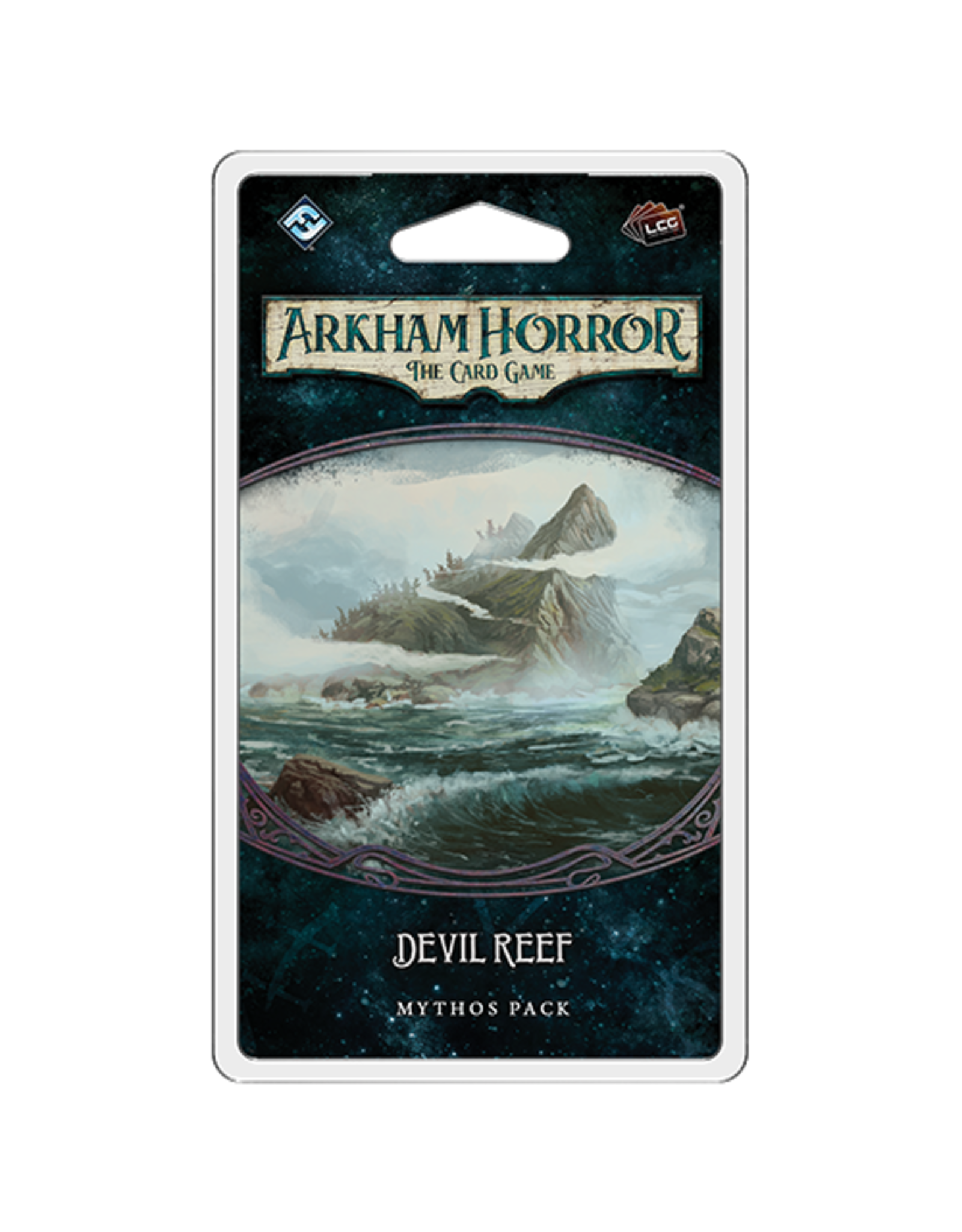 Fantasy Flight Games Arkham Horror LCG Devil Reef Mythos Pack
