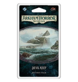 Fantasy Flight Games Arkham Horror LCG Devil Reef Mythos Pack
