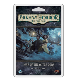 Fantasy Flight Games Arkham Horror LCG War of the Outer Gods Scenario Pack