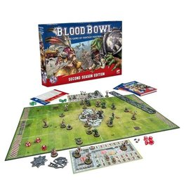 Games Workshop Blood Bowl 2nd Season Edition