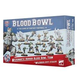 Games Workshop Blood Bowl Team - Wolfenburg Crypt-Stealers