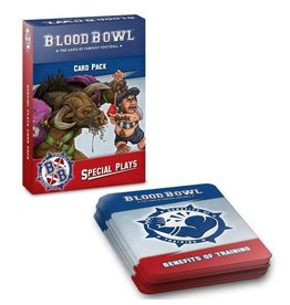 Games Workshop Blood Bowl 2E Special Play Card Pack