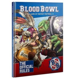 Games Workshop Blood Bowl 2E The Official Rules