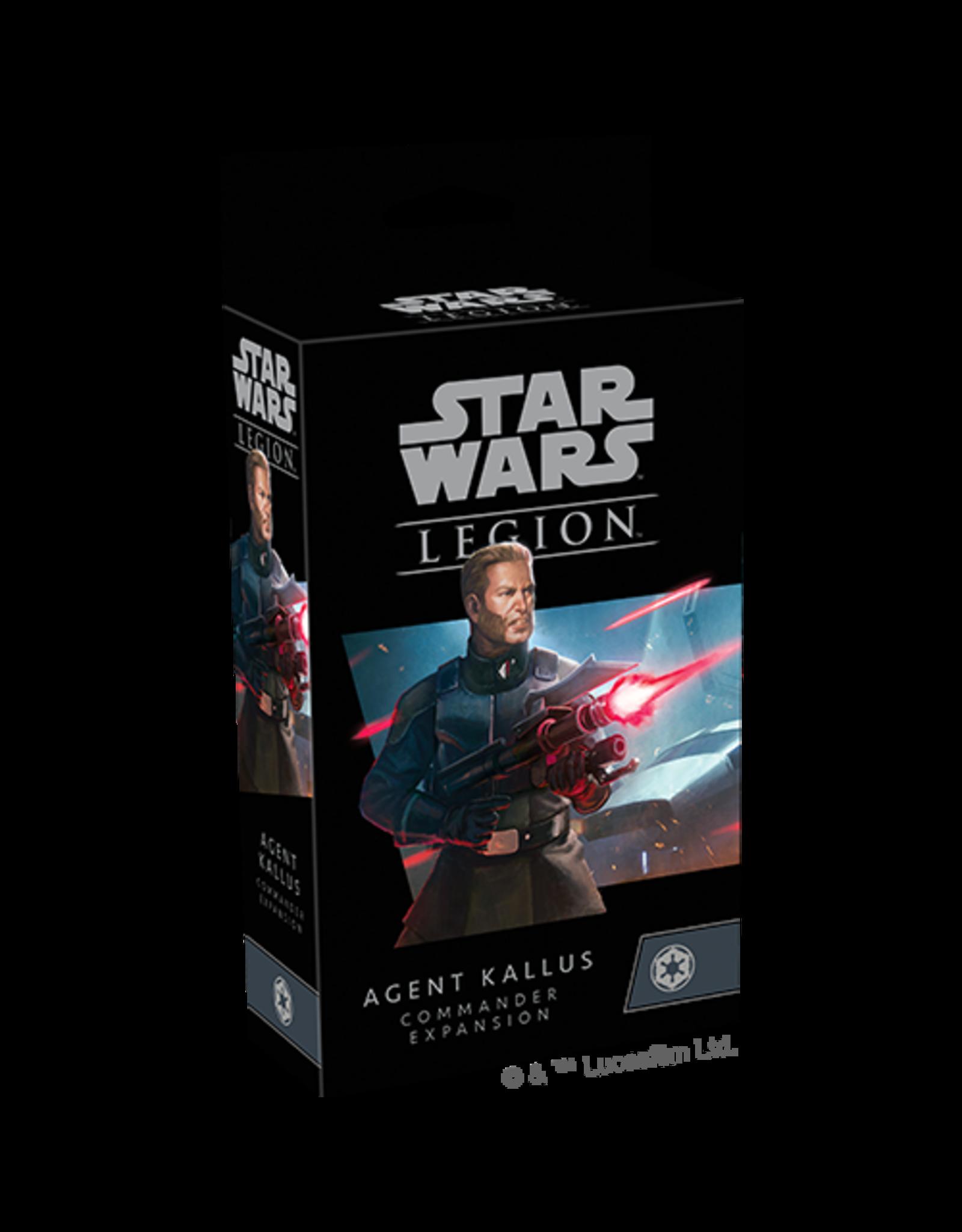 Fantasy Flight Games Star Wars Legion - Agent Kallus