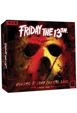 USAopoly Friday the 13th: Horror At Camp Crystal Lake
