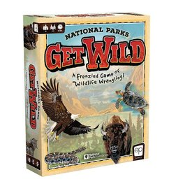USAopoly National Parks Get Wild