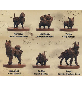 Steam Forged Games Dungeons Doggies Vol 2