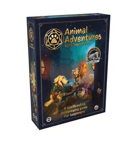 Steam Forged Games Animal Adventures: Starter Set