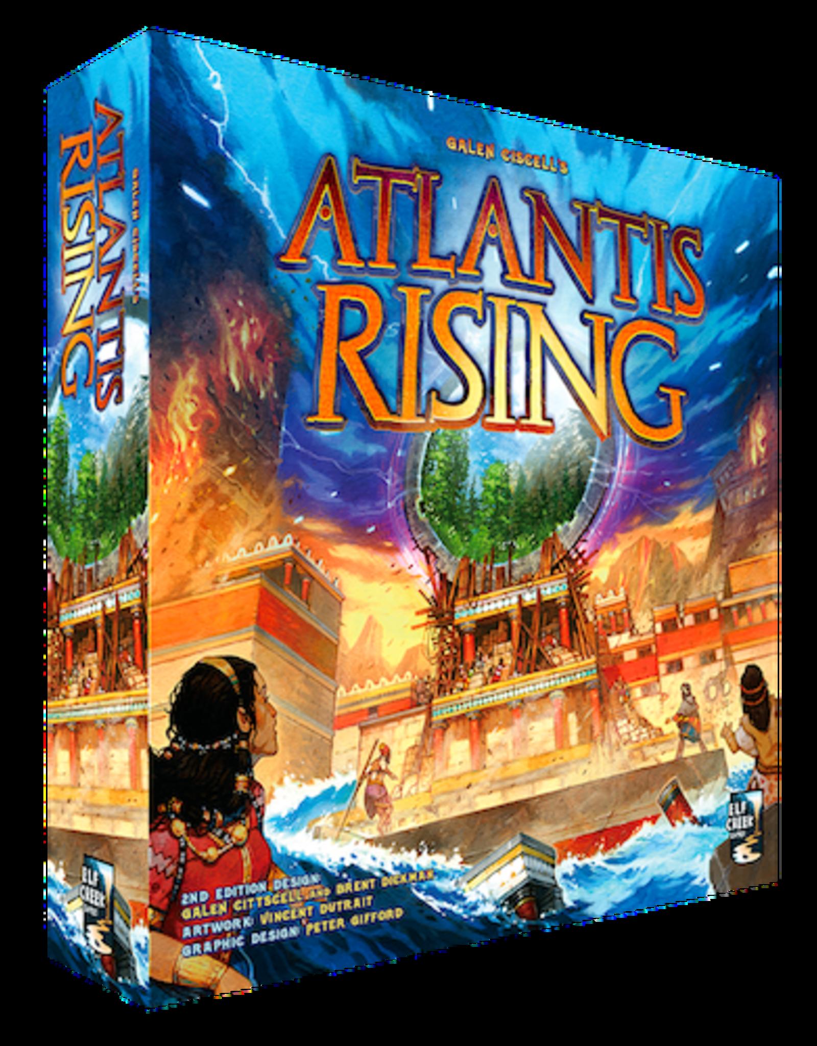 Elf Creek Games Atlantis Rising