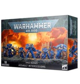 Warhammer 40K WH40K Space Marine Assault Intercessors