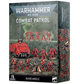 Warhammer 40K WH40K Blood Angels Combat Patrol