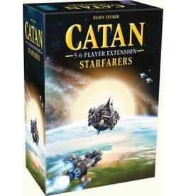 Catan Studio Catan Starfarers 5-6 player expansion